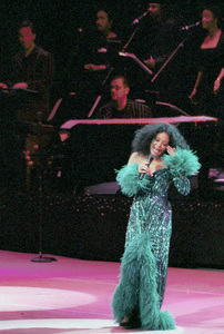"Diana Ross""Return To Love"" Concert Tour,  2000. © 2000 Ariel Ramerez - Image 17713_0100"