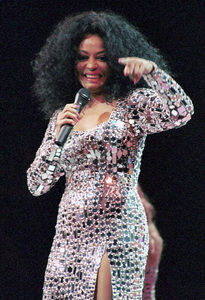 "Diana Ross""Return To Love"" Concert Tour,  2000. © 2000 Ariel Ramerez - Image 17713_0102"