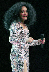 "Diana Ross""Return To Love"" Concert Tour,  2000. © 2000 Ariel Ramerez - Image 17713_0103"