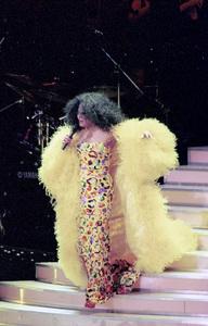 "Diana Ross""Return To Love"" Concert Tour,  2000. © 2000 Ariel Ramerez - Image 17713_0104"