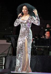 "Diana Ross""Return To Love"" Concert Tour,  2000. © 2000 Ariel Ramerez - Image 17713_0105"