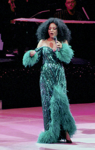 "Diana Ross""Return To Love"" Concert Tour,  2000. © 2000 Ariel Ramerez - Image 17713_0110"