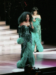 "Diana Ross and Scherrie Payne""Return To Love"" Concert Tour,  2000. © 2000 Ariel Ramerez - Image 17713_0113"