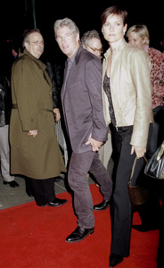 """Richard Gere, Carey Lowell""""Dr. T. And The Women"""" Premiere, 2000. © 2000 Ariel Ramerez - Image 17714_0110"""