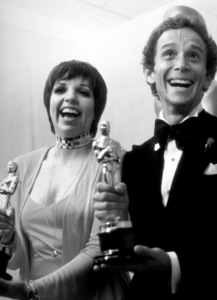 """""""Academy Awards: 45th Annual,""""Liza Minnelli and Joel Grey.1973/NBC.Photo by Herb Ball - Image 1781_0014"""