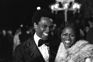 """The 45th Annual Academy Awards""Cicely Tyson1973 © 1978 Gunther - Image 1781_0026"