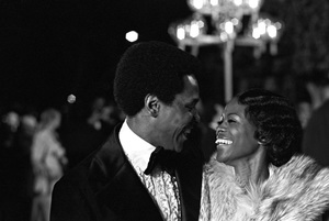 """The 45th Annual Academy Awards""Cicely Tyson1973 © 1978 Gunther - Image 1781_0027"