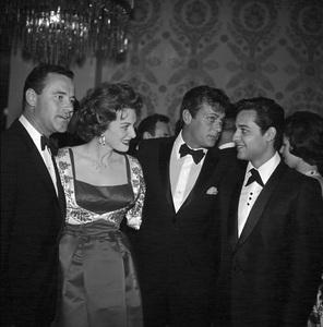"""""""The Golden Globe AwardsJack Lemmon, Maureen O"""