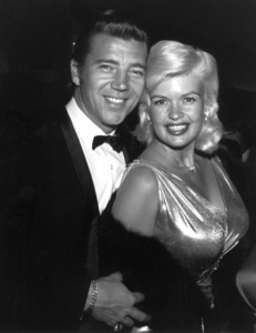 """Golden Globe Awards""Jayne Mansfield, Mickey Hargitay1961 © 1978 David Sutton - Image 1782_0017"