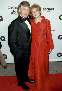"Ted Koppel, Barbara Walters""GQ"" Men Of The Year Awards: 2000. © 2000 Ariel Ramerez - Image 17871_0105"