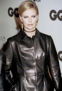 """Charlize Theron""""GQ"""" Men Of The Year Awards: 2000. © 2000 Ariel Ramerez - Image 17871_0109"""