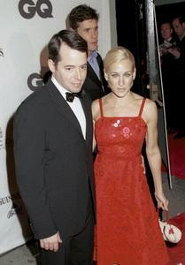 "Matthew Broderick, Sarah Jessica Parker""GQ"" Men Of The Year Awards: 2000. © 2000 Ariel Ramerez - Image 17871_0133"