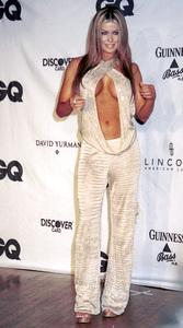 "Carmen Electra""GQ"" Men Of The Year Awards: 2000. © 2000 Ariel Ramerez - Image 17871_0135"