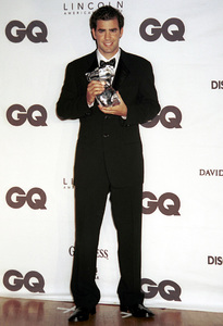 "Pete Sampras""GQ"" Men Of The Year Awards: 2000. © 2000 Ariel Ramerez - Image 17871_0137"
