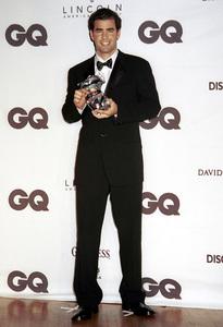 """Pete Sampras""""GQ"""" Men Of The Year Awards: 2000. © 2000 Ariel Ramerez - Image 17871_0140"""