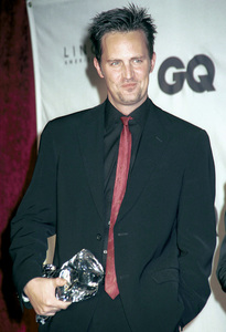 "Matthew Perry""GQ"" Men Of The Year Awards: 2000. © 2000 Ariel Ramerez - Image 17871_0151"