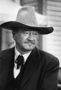 """The Shootist"" John Wayne 1976 Paramount © 1978 David Sutton"