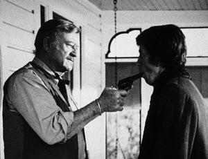 """The Shootist,"" John WayneParamount 1976. © 1978 David Sutton - Image 1797_0007"