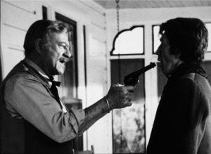 """The Shootist,"" John WayneParamount 1976. © 1978 David Sutton - Image 1797_0012"