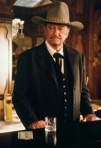 """The Shootist"" John Wayne 1976 Paramount © 1978 David Sutton - Image 1797_0023"