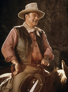 """Big Jake""John Wayne1971© 1978 David Sutton - Image 1798_0023"