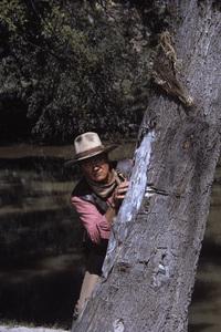 """""""Big Jake"""" John Wayne1970 © 1978 David Sutton - Image 1798_0040"""