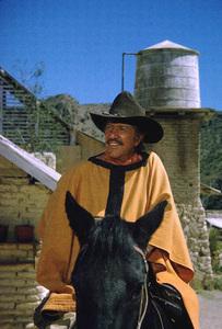 """""""Big Jake,"""" Batjac/Cinema Center 1970.Richard Boone © 1978 David Sutton - Image 1798_0060"""
