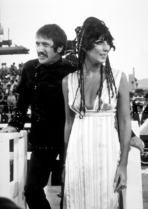 """Academy Awards: 40th Annual""Sonny and Cher1968 © 1978 Gunther - Image 1799_0010"