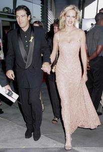 Antonio Banderas, Melanie GriffinLatin Grammy Awards: 2000, New York © 2000 Ariel Ramerez - Image 18003_0108