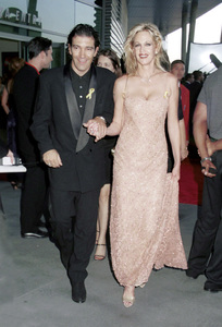 Antonio Banderas, Melanie GriffinLatin Grammy Awards: 2000, New York © 2000 Ariel Ramerez - Image 18003_0109