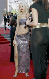 Christina AguileraLatin Grammy Awards: 2000, New York © 2000 Ariel Ramerez - Image 18003_0115