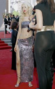 Christina AguileraLatin Grammy Awards: 2000, New York © 2000 Ariel Ramerez - Image 18003_0115