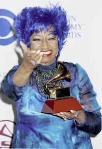 Celia CruzLatin Grammy Awards: 2000, New York © 2000 Ariel Ramerez - Image 18003_0116