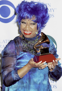 Celia CruzLatin Grammy Awards: 2000, New York © 2000 Ariel Ramerez - Image 18003_0118