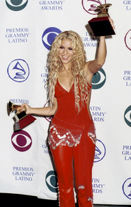 ShakiraLatin Grammy Awards: 2000, New York © 2000 Ariel Ramerez - Image 18003_0135