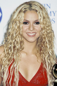 ShakiraLatin Grammy Awards: 2000, New York © 2000 Ariel Ramerez - Image 18003_0142