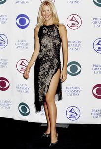 Valeria MazzaLatin Grammy Awards: 2000, New York © 2000 Ariel Ramerez - Image 18003_0143