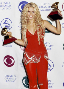 ShakiraLatin Grammy Awards: 2000, New York © 2000 Ariel Ramerez - Image 18003_0146