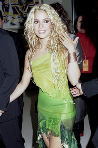 ShakiraLatin Grammy Awards: 2000, New York © 2000 Ariel Ramerez - Image 18003_0147