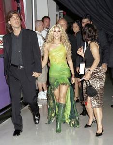 ShakiraLatin Grammy Awards: 2000, New York © 2000 Ariel Ramerez - Image 18003_0149