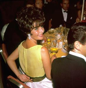 """""""Academy Awards: 33rd Annual""""Elizabeth Taylor1961 © 1978 Bernie Abramson - Image 1801_0004"""