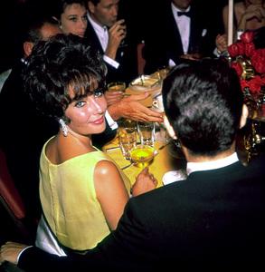 """Academy Awards: 33rd Annual""Elizabeth Taylor (Best Actress)  1961 © 1978 Bernie Abramson - Image 1801_0019"