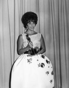 """The 33rd Annual Academy Awards""Elizabeth Taylor (wearing"