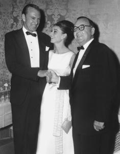 """Academy Awards - 33rd Annual""Gary Cooper, Audrey Hepburn, Benny Goodman1961**I.V. - Image 1801_0060"