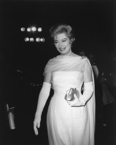 """Academy Awards - 33rd Annual""Greer Garson1961Photo by Joe Shere - Image 1801_0067"
