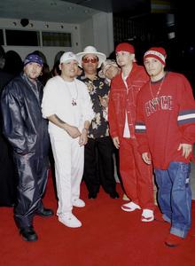 Los Gumbia KingsLatin Grammy 2000: Conga Room © 2000 Ariel Ramerez - Image 18052_0103