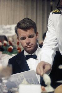 """Cedars-Sinai Benefit / Party""Robert F. Kennedycirca 1961 / The Beverly Hilton © 1978 David Sutton - Image 1807_0014"