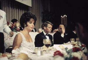 Cedars Sinai Party and BenefitElizabeth Taylor, Robert Kennedycirca 1961© 1978 David Sutton - Image 1807_2031