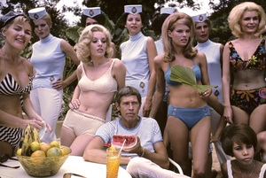 """In Like Flint""James Coburn1967 20th Century Fox © 1978 David Sutton - Image 1809_0019"