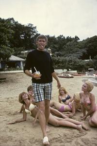 """In Like Flint""James Coburn1966 20th Century Fox © 1978 David Sutton - Image 1809_0031"